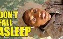 Nie zasypiaj w wojsku