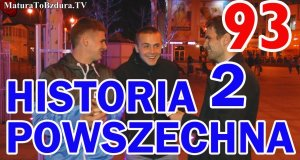 Historia Powszechna - Matura To Bzdura