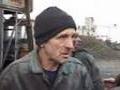 Zajechany - rosyjski górnik