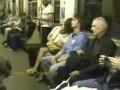 Żartownisie w metrze