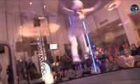 Taniec w tunelu aerodynamicznym
