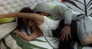 Zasypianie przy znajomych jest niebezpieczne