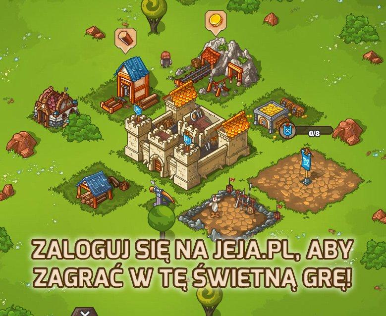 Rejestracja, aby grać w Barbarzyńcy (Barbarians)