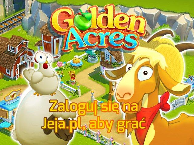 Zaloguj się, aby grać w Golden Acres