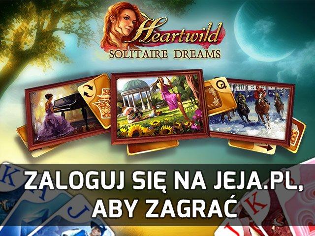 Rejestracja, aby grać w Heartwild Solitaire Dreams