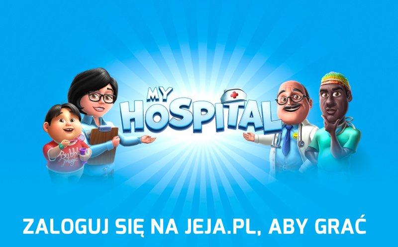 Zaloguj się, aby grać w My Hospital