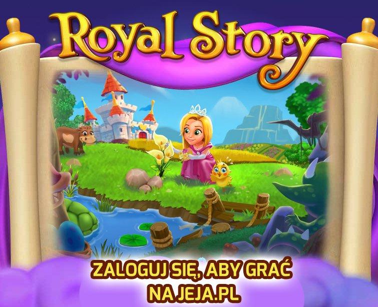 Rejestracja, aby grać w Royal Story