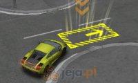 Trójwymiarowe parkowanie: Wyścigówki