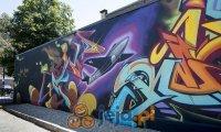 Murale: Przed i po