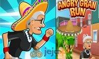 Bieg wściekłej babci: Meksyk