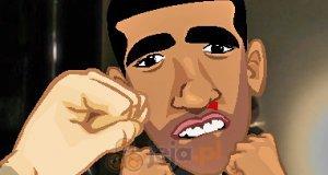 Bijatyka z celebrytą: Drake
