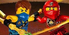 LEGO: Legendarne bitwy ninja