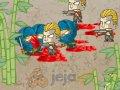 Ninja i wojny z mafią Gry