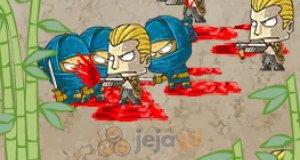 Ninja i wojny z mafią