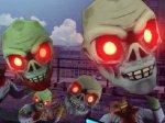 Strzelnica z zombie