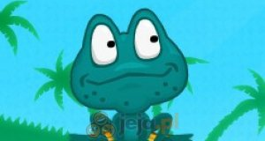 Żaba i muchy
