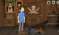 Ucieczka z pokoju pirata