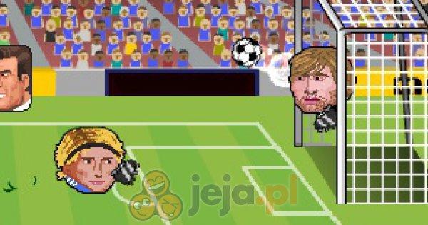Piłka nożna głowami 2