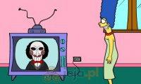 Marge Simpson w pułapce