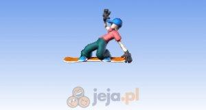 Snowboardowe triki