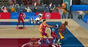 Hoop Troop Jam: Koszykówka