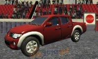 Parkowanie na ekstremalnej arenie 3D