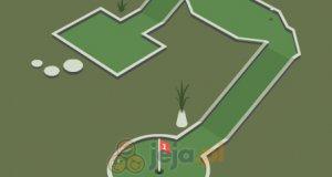 Szalony golf