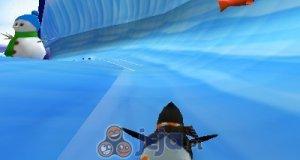 Pingwini wyścig