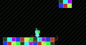 Kolorowy robot