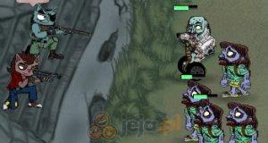 Dymiące zombie