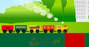 Mini pociąg