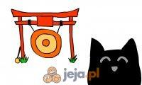 Kot w Japonii
