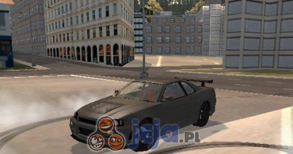 Jazda po mieście 3D