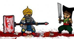 Śmierć od miecza