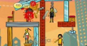Rozbiórka z zombiakami