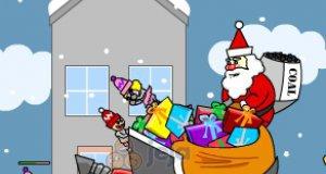 Dzieci kontra Święty Mikołaj