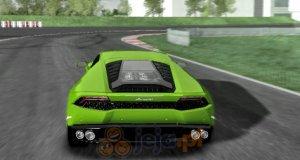 Lamborghini Huracan: Jazda testowa