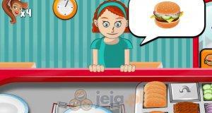Pora na hamburgera!