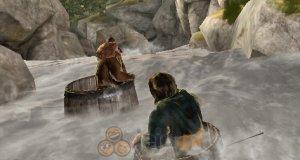 Hobbit 2: Ucieczka w beczkach