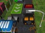 Parkowanie ciężarówką