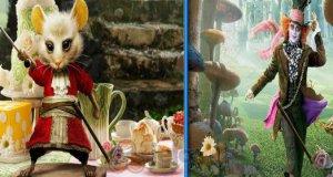 Alicja w krainie czarów - podobieństwa