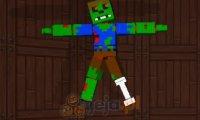 Zombie Slicer Ninja Craft