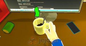 Symulator picia kawy 2015