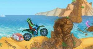 Przygody na motocyklu