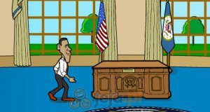 Obama kontra kosmici