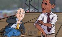 Dowódca i szef: Obama i McCain