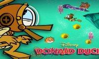 Kaczor Donald szuka skarbów