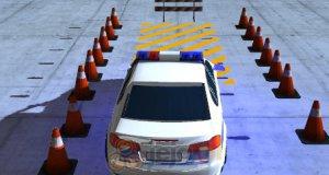 Akademia policyjna: Parkowanie 3D