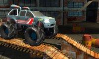 Wyścigi monster trucków