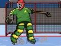 Hokejowy bramkarz Gry